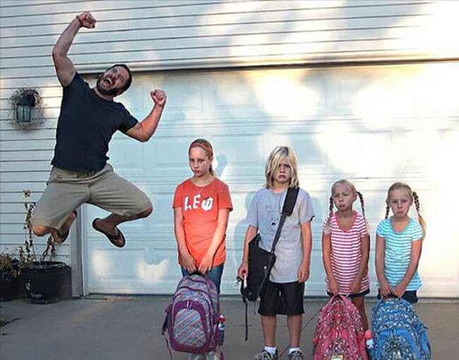 funny back to school pictures 2