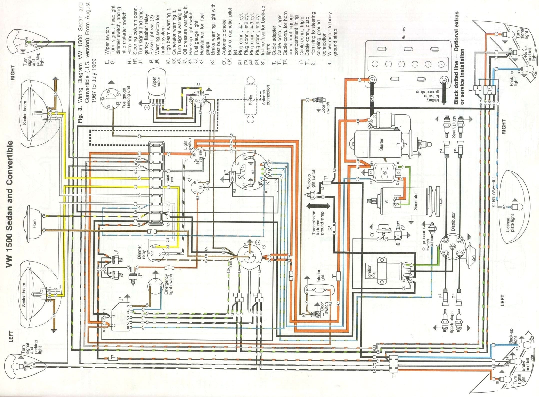 2006 Vw Beetle Wiring Diagram