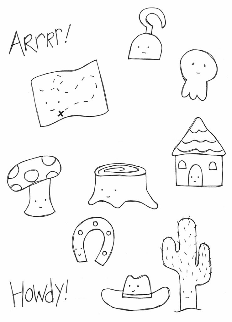 PJ's Embroidery Patterns