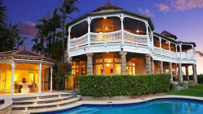 Justin Hemmes' Vaucluse home for sale