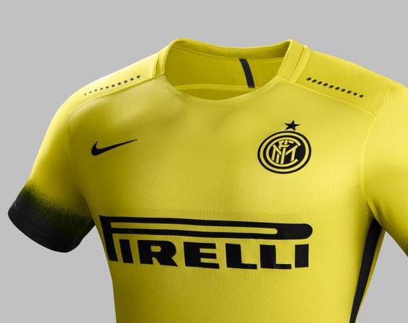Inter Third Shirt 2015 2016