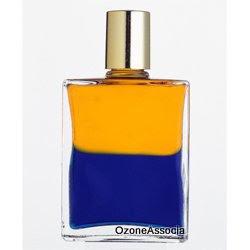 オーラソーマ ボトル 97番  大天使ウリエル (ゴールド/ロイヤルブルー) イクイリブリアムボトル50ml Aurasoma