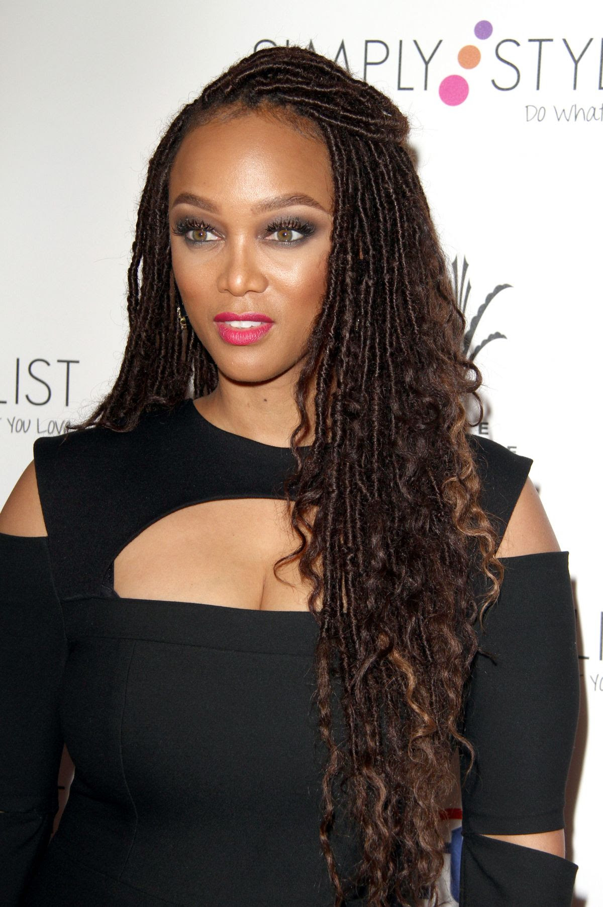 TYRA BANKS at Do What You Love Fashion and Beauty Conference in Los Angeles 03/19/2016