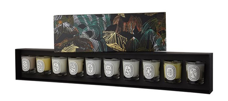 Want It: Diptyque Mini Candle Set For Christmas 2014 ...