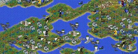 Single Civilization II game lasts 10 years. (Reddit user Lycerius)
