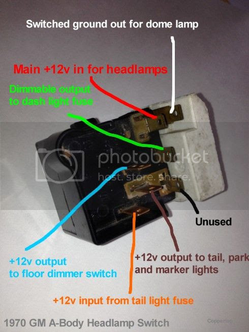 Parking Lamp Wiring Gm A Body