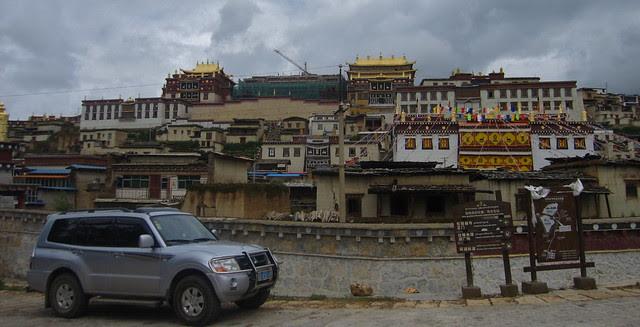 Songzalin monastery, Zhongdian