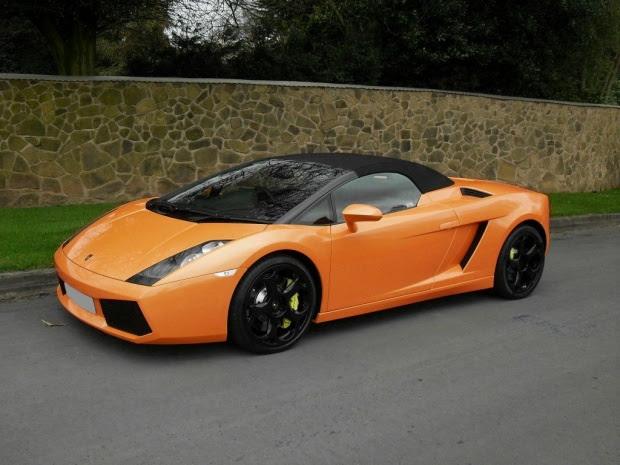 For Sale, Lamborghini Gallardo Spyder 2008
