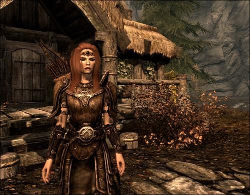 New Skyrim Girl