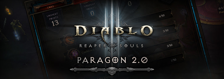 Vorschau zu Reaper of Souls™: Paragon 2.0