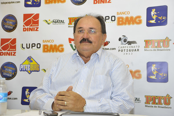 José Vanildo aceitou mais um convite da CBF e foi ver a Olimpíada