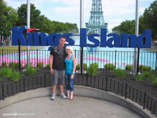 Kings Island Cody & Me