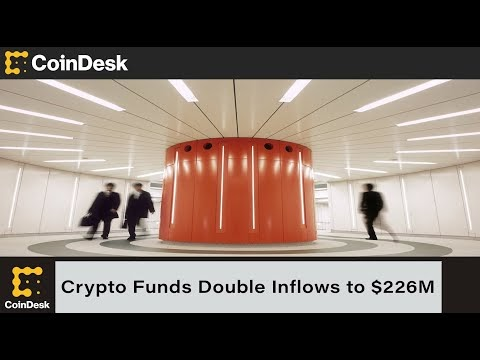 Crypto Funds Double Weekly Inflows to $226M | Blockchained.news Crypto News LIVE Media