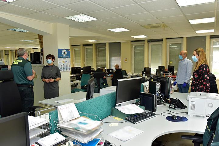 La Guardia Civil ha realizado más de 91.000 actuaciones relacionadas con la protección de las víctimas de violencia de género durante el Estado de Alarma