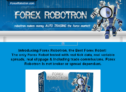 Forex robotron download free