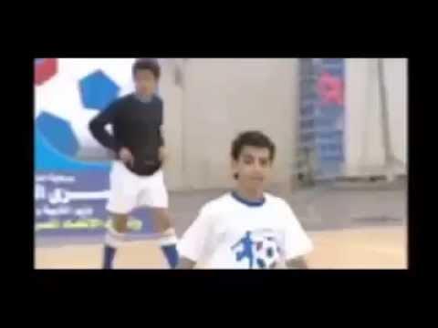 فيديو نادر لـ محمد صلاح  فى دورى بيبسي للمدارس
