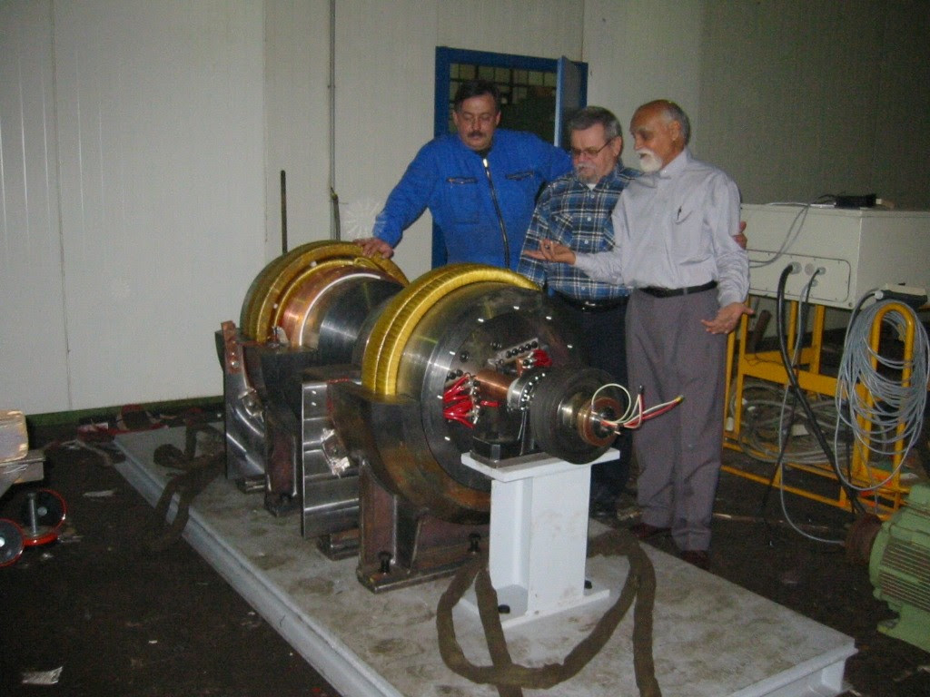 Over-Unity Reactionless Generator Invented In India