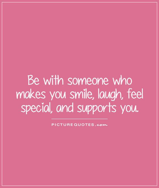 Quotes About Feeling Special To Someone 14 Quotes