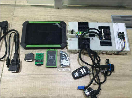 OBDSTAR X300 DP Program Smart Key for BWM FEM BDC (1)