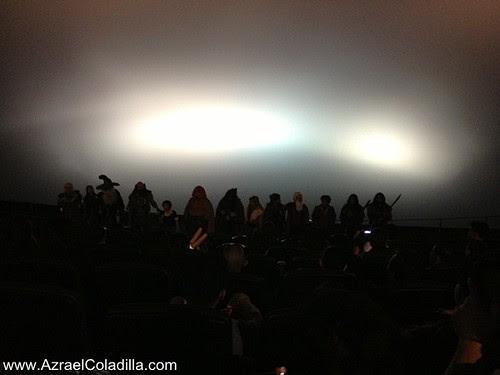 The Hobbit SM MOA Imax screening