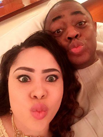 Fani-Kayode threatens N2b lawsuit over 'domestic violence' report amid divorce rumours