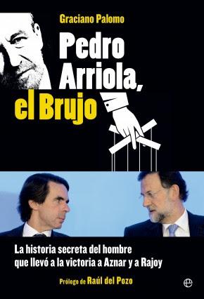 Portada de Pedro Arriola, el brujo