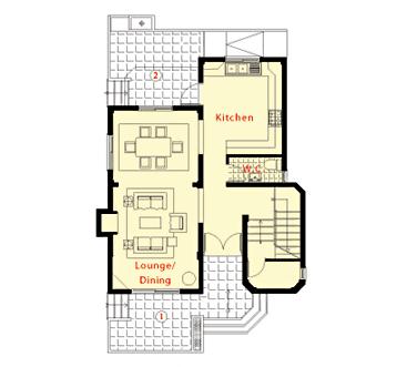 Bathroom Home Design on North Cyprus Villas   Peninsular Heights   Floor Plans