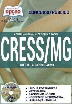 Apostila CRESS-MG 6ª Região, AUXILIAR ADMINISTRATIVO