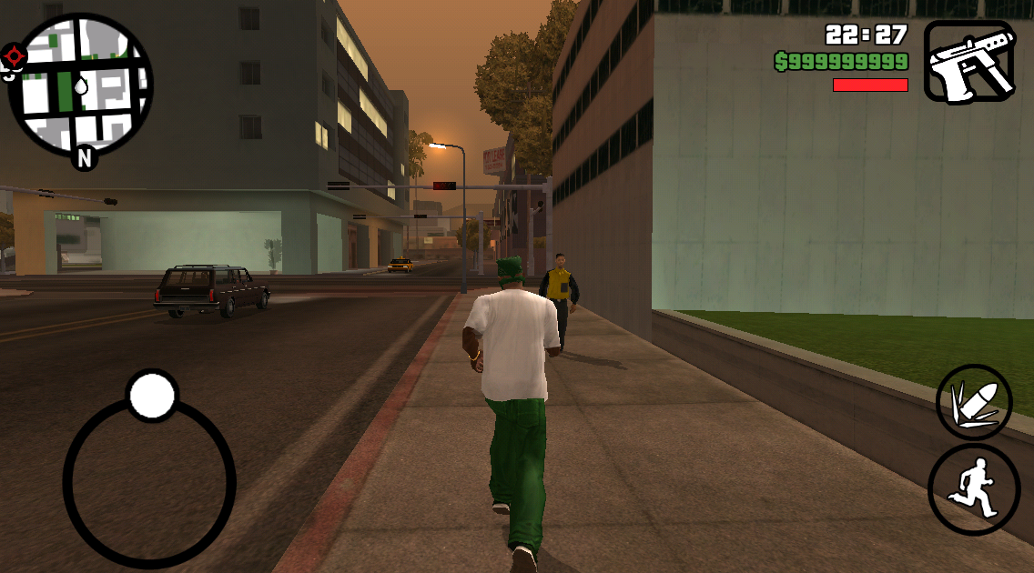 how to install and download gta san andreas