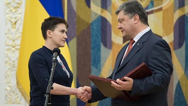Что произойдёт, если Савченко станет президентом?
