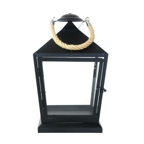 lantern wrope black small esschert design usa