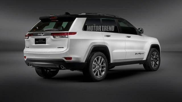 jeep全新大瓦格尼预告图曝光,2021年第二季度进入投产车型