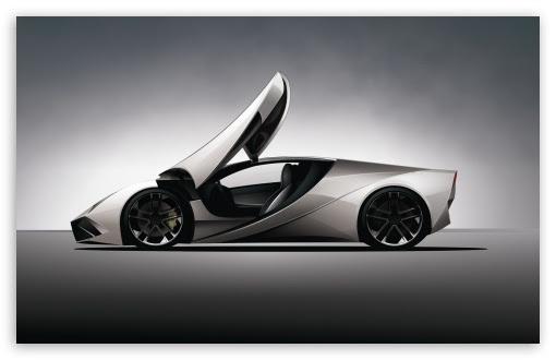 3D Cars 12 4K HD Des