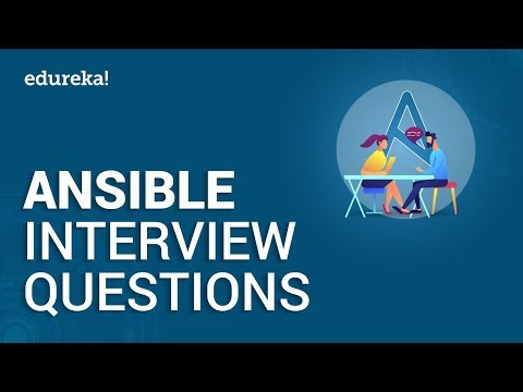 Top 50 Ansible Interview Questions and Answers 2020 | DevOps Tools | DevOps Training | Edureka