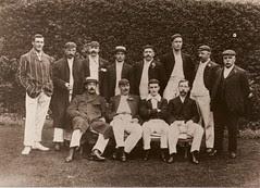Ampleforth Cricket Team??