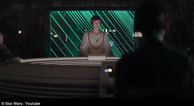 """""""Temos uma missão para você ': Jyn é convidado a descobrir como destruir uma arma importante"""