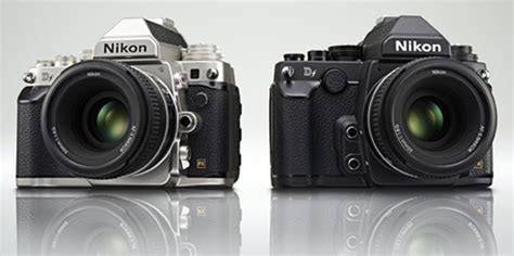 The Little Camera That Could: Nikon Unveils New FX format DSLR