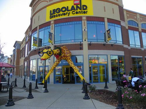 LEGO Legoland Discovery Center Chicago  Schamburg