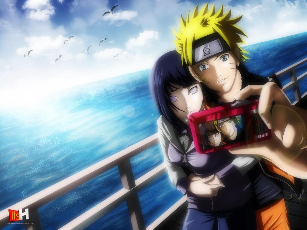 Naruto and Hinata by HellPurestDevil on DeviantArt