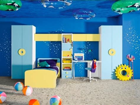 themed bedroom ideas    boy