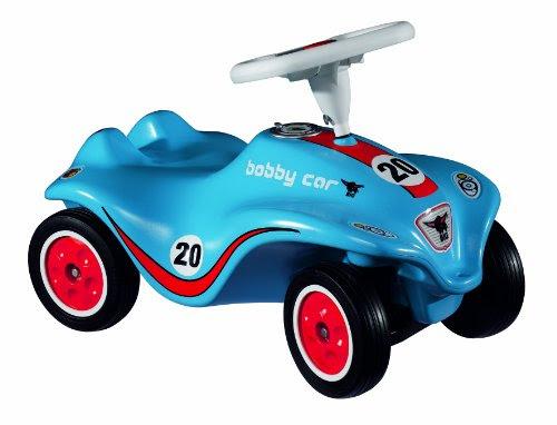 big 56173 bobby car racing no1 bobbycarsrutscher. Black Bedroom Furniture Sets. Home Design Ideas