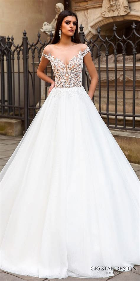 684 best images about Ball Gown, A line, Princess Wedding