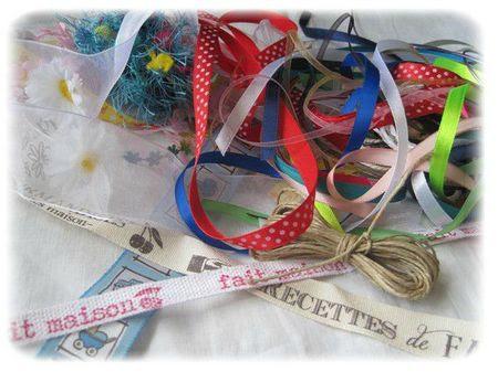 cintas de blog de caramelo