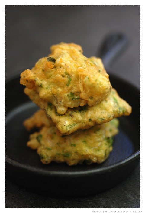 whitebait fritters© by Haalo