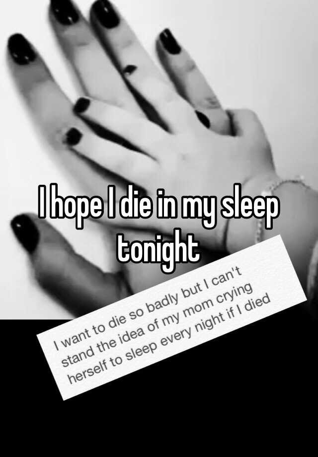 New If I Die Tonight Quotes