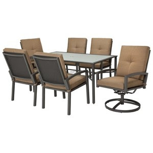 Target Mobile Site - Threshold™ Smithwick Metal Patio Dining ...