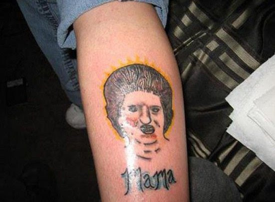 Top Ten Tattoos To Avoid Colourful News