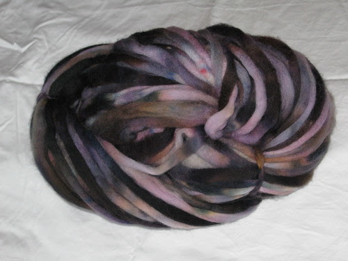 Crown Mountain Farms Corriedale Pancil Roving