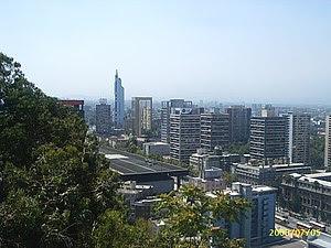 Santiago de Chile center