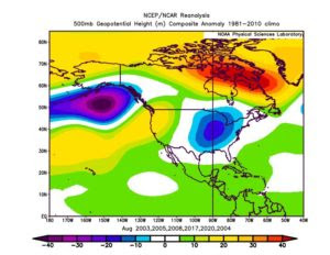 Forecasts pointing toward a big hurricane impact season